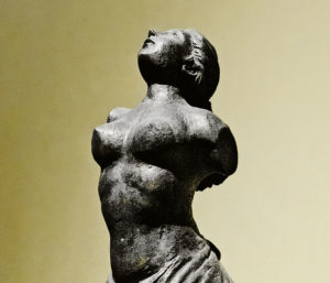 New sculptures from 10th century